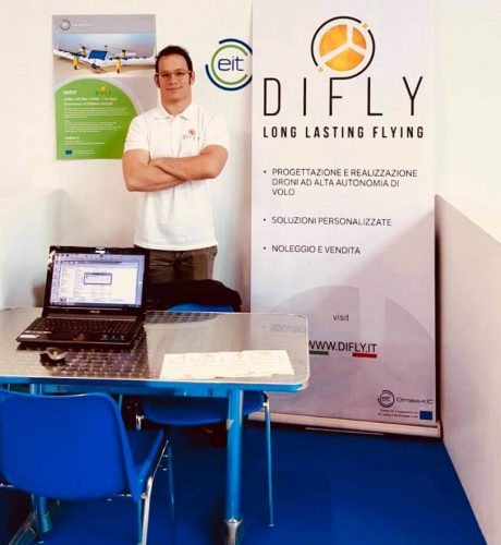 Difly Startup Droni Innovativi